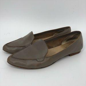 Frye Leather Company Gray flats oxfords 11